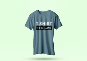 Tシャツ名入れイメージ